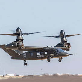 Bell to Demo V-280 Tiltrotor Aircraft Under Army Program - top government contractors - best government contracting event