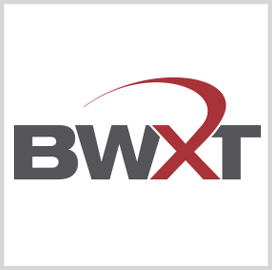 ExecutiveBiz - BWXT Starts Material Production, Equipment Upgrade for TRISO Nuclear Fuel Manufacturing Line