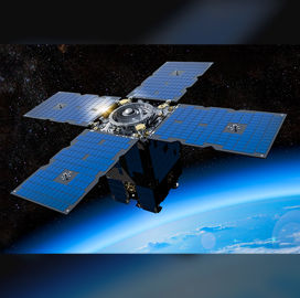 General Atomics Reports Nominal Operation of Orbital Test Bed's Atomic Clock Payload - top government contractors - best government contracting event