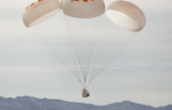 SpaceX Announces Milestone With Crew Dragon 'Mark 3' Parachute System