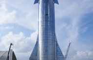 SpaceX Continues Starship Prototype Rocket Production