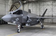 Lockheed Completes 134th F-35 Aircraft Delivery