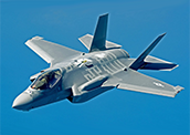 Lockheed to Support F-35 Dev't Flight Test Under $82M Navy Modification