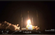SpaceX Conducts Static-Fire Test for Falcon 9 Engines