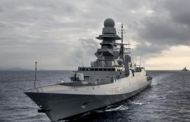 Fincantieri Presents Bid for Initial Navy Frigate
