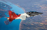 Saab Begins Production of T-7A Aircraft Component