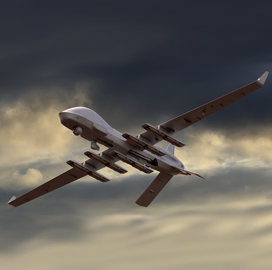 General Atomics Commences Multi-Domain Tests of Gray Eagle Extended Range UAS; David Alexander Quoted - top government contractors - best government contracting event