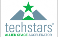10 Startups Named to Techstars-Air Force Accelerator Program