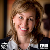 Leanne Caret, President and CEO of Boeing Defense, Space & Security, Named to 2020 Wash100 for Advancing Boeing's Space Initiatives and Defense Contracts - top government contractors - best government contracting event