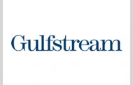 Gulfstream Aerospace Awarded $80M USAF Modification for Aircraft Support Services