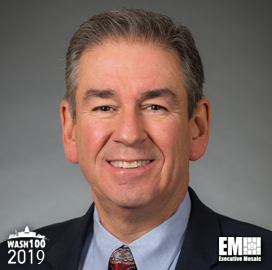Dave Wajsgras, President of Raytheon's IIS Business, Inducted Into 2019 Wash100 for Leading 'Organic' R&D, Securing Several Major Contracts - top government contractors - best government contracting event