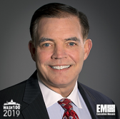 Vectrus CEO Chuck Prow Inducted Into 2019 Wash100 for Securing Major Contacts, Expanding Company's Position With Federal Agencies - top government contractors - best government contracting event