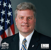 Steven Walker, Director of DARPA, Inducted Into 2019 Wash100 for Leadership in Advancing Artificial Intelligence, Other Tech Programs - top government contractors - best government contracting event