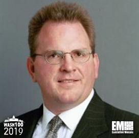 ExecutiveBiz - Jim McAleese, Principal and Owner of McAleese & Associates, Inducted Into 2019 Wash100 for Providing Consulting and Legal Services to Government Contracting Businesses