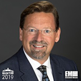 ExecutiveBiz - Chris Marzilli, General Dynamics EVP, Named to 2019 Wash100 for Leading Efforts to Build Mission Systems, Earn Several Major Contracts