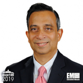 PV Puvvada, President of Federal Systems at Unisys, Inducted Into 2019 Wash100 for Efforts in IT Modernization and Emerging Technology - top government contractors - best government contracting event