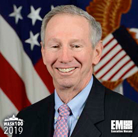 ExecutiveBiz - Michael Griffin, Defense Undersecretary for Research & Engineering, Inducted Into 2019 Wash100 for Advancing U.S. Space Programs and Energy Weapons Systems
