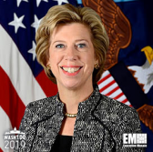 Ellen Lord, DoD Acquisition Chief, Added to 2019 Wash100 for Vision in Defense Procurement, F-35 Program and Space Force - top government contractors - best government contracting event