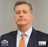 Mac Curtis, President and CEO of Perspecta, Inducted Into 2019 Wash100 for Leading Digital Transformation in Healthcare, Defense and Intelligence - top government contractors - best government contracting event