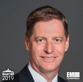 Lou Von Thaer, President & CEO of Battelle, Named to 2019 Wash100 for Leading Effort to Improve Biosecurity, Other Technologies - top government contractors - best government contracting event