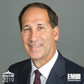 Al Whitmore, Intelligence & Security Sector President at BAE Systems, Named to 2019 Wash100 for Leading and Expanding R&D, Cloud and Other Efforts - top government contractors - best government contracting event