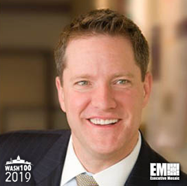 Scott McIntyre, CEO of Guidehouse, Named to 2019 Wash100 for PwC Public Sector Arm Rebranding and Cybersecurity Leadership - top government contractors - best government contracting event