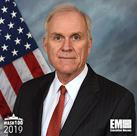 Navy Secretary Richard Spencer Inducted Into 2019 Wash100 for Focus on Acquisition Process, Modernization and Developing Emerging Technologies - top government contractors - best government contracting event