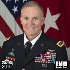 Lt. Gen. Robert Ashley, DIA Director, Inducted Into 2019 Wash100 for Leading Agency Modernization Efforts - top government contractors - best government contracting event