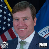 Christopher Krebs, Director of DHS Cybersecurity & Infrastructure Security Agency, Inducted Into 2019 Wash100 for Leadership in Protecting US Cyber Assets - top government contractors - best government contracting event