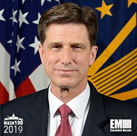DoD CIO Dana Deasy Inducted Into 2019 Wash100 for His Leadership Promoting AI Development, Cloud Adoption - top government contractors - best government contracting event