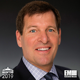 Anthony Robbins, Public Sector VP of NVIDIA, Selected to 2019 Wash100 for His Role Developing AI and Robotics Technology - top government contractors - best government contracting event