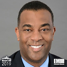 Xavier Williams, President of AT&T's Public Sector and Wholesale Solutions, Named to 2019 Wash100 for Leading Growth in Emerging Technology & Culture - top government contractors - best government contracting event
