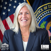 Sue Gordon, Principal Deputy Director of National Intelligence, Inducted Into 2019 Wash100 for Leading ODNI's Modernization Efforts - top government contractors - best government contracting event