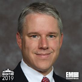 Tim Hurlebaus, CGI Federal President, Named to 2019 Wash100 for Leading Clients in Defense, Intelligence and Civilian Sectors - top government contractors - best government contracting event