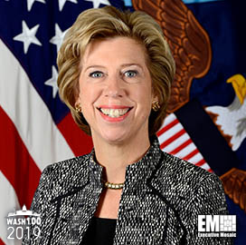 ExecutiveBiz - Ellen Lord, DoD Acquisition Chief, Added to 2019 Wash100 for Vision in Defense Procurement, F-35 Program and Space Force