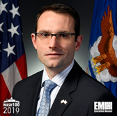 Will Roper, Assistant Secretary for Acquisition for U.S. Air Force, Inducted Into 2019 Wash100 for Developing Hypersonic Weapons and Streamlining Contract Award Process - top government contractors - best government contracting event
