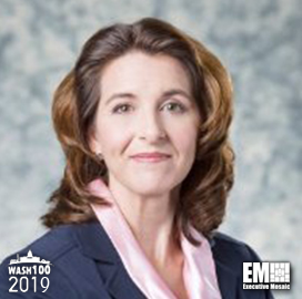 Northrop CEO Kathy Warden Inducted Into 2019 Wash100 for Leading Enterprise Services, Operating Sectors and Securing Major Contracts - top government contractors - best government contracting event