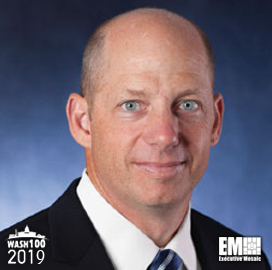 ExecutiveBiz - John Heller, CEO of PAE, Inducted Into 2019 Wash100 for Securing Major Contracts and Investing in Emerging Technology