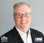 Michael Corkery, President and CEO of Deltek, Inducted Into 2019 Wash100 for Efforts in Enterprise Software, Information and Consulting Services - top government contractors - best government contracting event