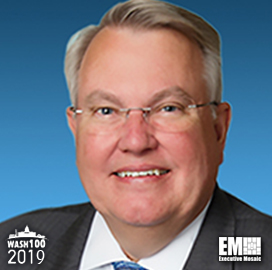 Richard White, President of SSL Government Systems, Inducted Into 2019 Wash100 for Leading the Efforts to Revolutionize Space Exploration & Innovating Spacecraft Technology - top government contractors - best government contracting event