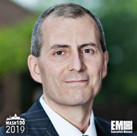 Craig Abod, President of Carahsoft, Inducted Into 2019 Wash100 for Delivering IT Platforms and Expanding into the Federal Marketplace - top government contractors - best government contracting event