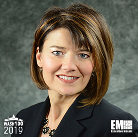 Tina Dolph, President & CEO of Siemens Government Technologies, Added to 2019 Wash100 for Energy Efficiency Leadership - top government contractors - best government contracting event