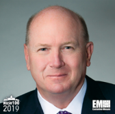 Ken Asbury, CEO of CACI International, Named to 2019 Wash100 for Creating Organic Growth Through M&A and IT Services - top government contractors - best government contracting event