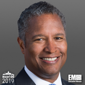 John Harris, VP of Business Development and International CEO of Raytheon, Selected to 2019 Wash100 for Major Contract Deals, Defense Project Support - top government contractors - best government contracting event