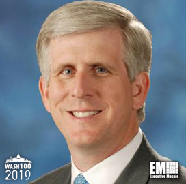 Todd Stottlemyer, CEO of CNSI, Inducted Into 2019 Wash100 for Leading CNSI's Health IT Initiative, Driving Growth & Innovation - top government contractors - best government contracting event