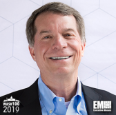 George Wilson, CEO and President of ECS Federal, Named to 2019 Wash100 for Workforce Expansion and Growth Efforts - top government contractors - best government contracting event