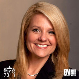 Gwynne Shotwell, President and COO of SpaceX, Inducted Into 2019 Wash100 for Developing Innovative Space Technology - top government contractors - best government contracting event