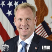 Patrick Shanahan, Acting Defense Secretary, Inducted Into 2019 Wash100 for His Vision in Cybersecurity, Space Operations - top government contractors - best government contracting event