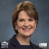 Marillyn Hewson, Lockheed CEO, Inducted Into 2019 Wash100 for Her Efforts Advancing U.S. Defense Technology and STEM Education - top government contractors - best government contracting event