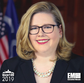 ExecutiveBiz - Emily Murphy, GSA Administrator, Earns 2019 Wash100 Award for Innovation in Program Management and Government Contracting
